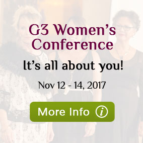 G3 Women's Conference Nov 12-14, 2017